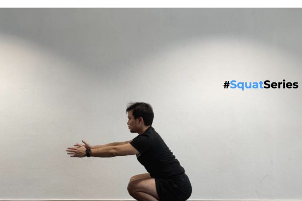 ปัญหาข้อเท้าติด ข้อเท้าตึง กับ ท่า Squat